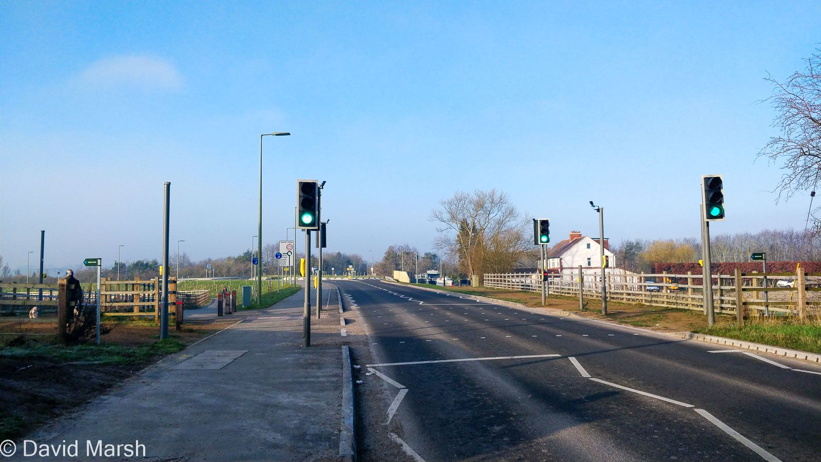 Circular Walk #3 Cow Lane and Valley Park