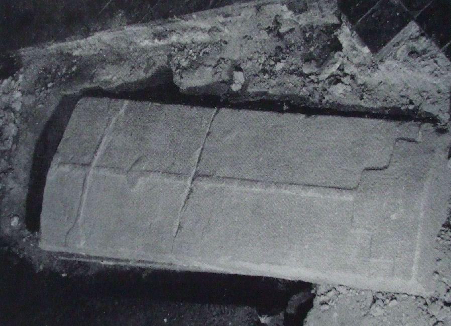 Medieval Coffin 1963