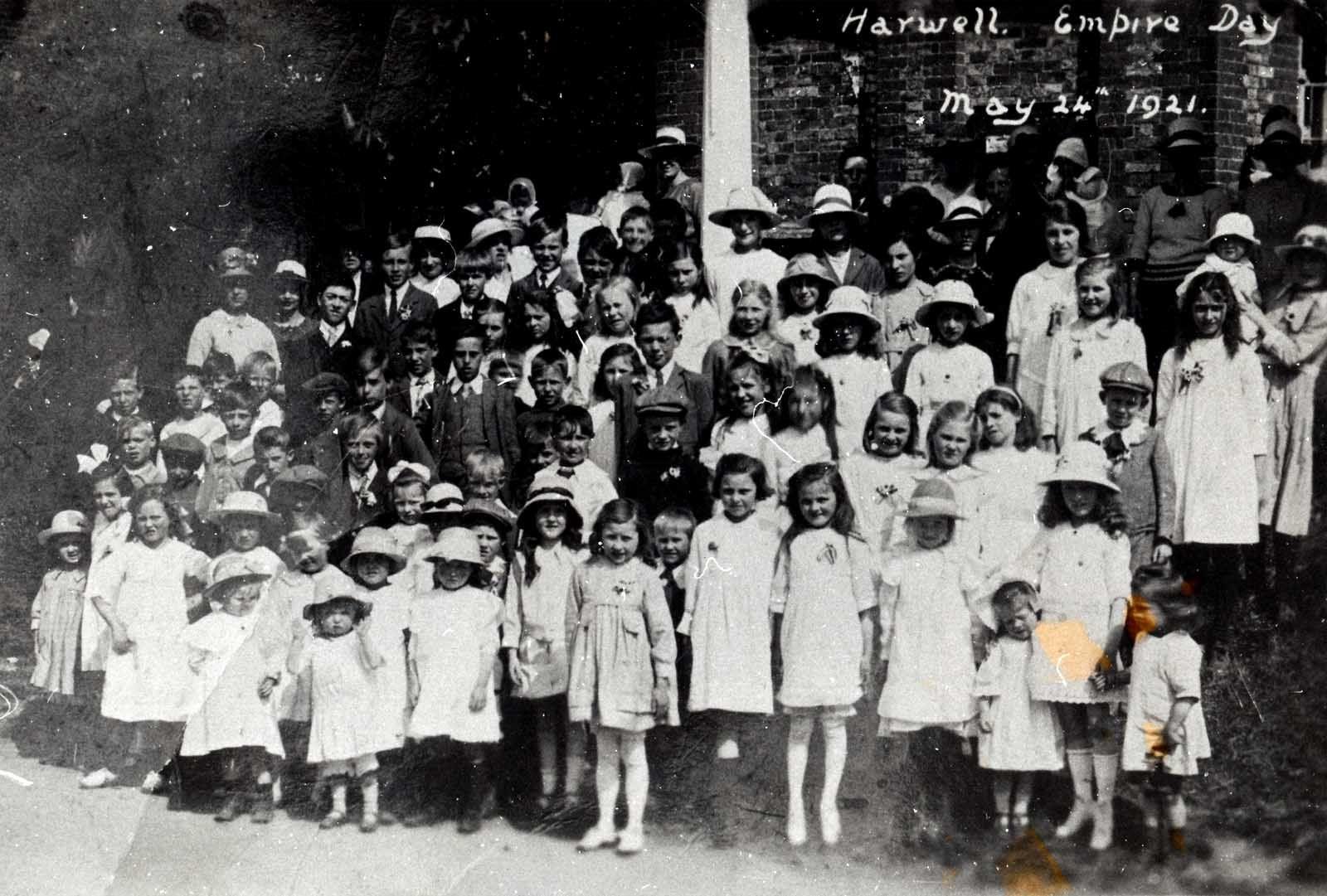 Empire Day 1921