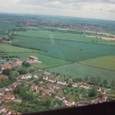 Helicopter ride from 1993 Harwell Feast.