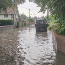 High Street Flooding