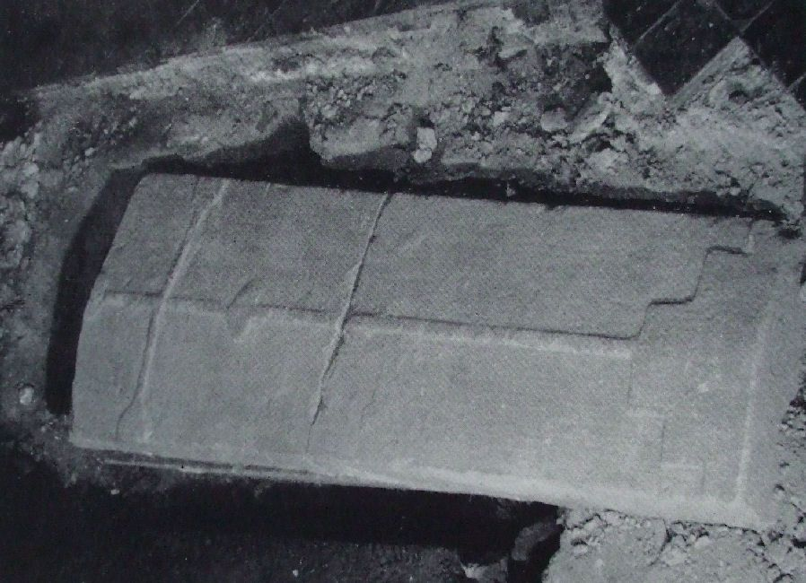 Medieval Coffin 1963