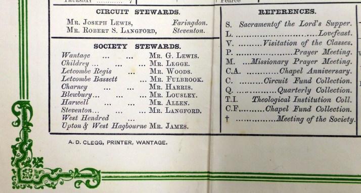 Society Stewards